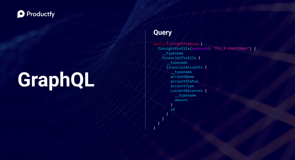 GraphQL by Productfy